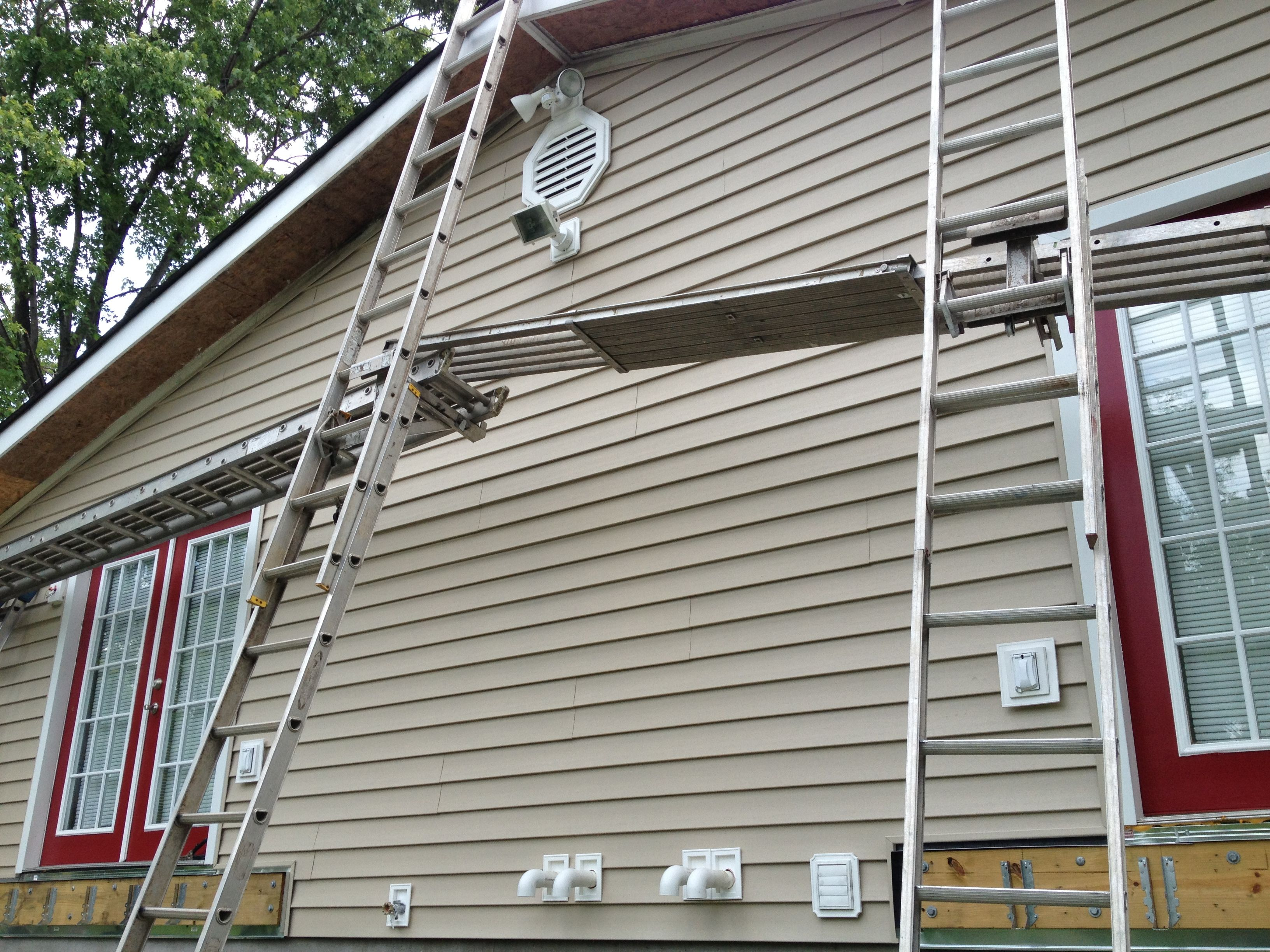 Exterior window trim ideas 2bwith vinyl siding - Find This Pin And More On Mastic Vinyl Siding