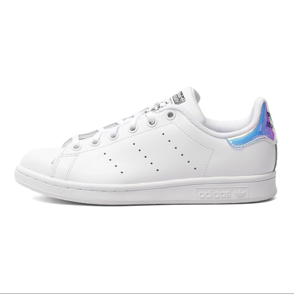 huge discount fac35 a93f3 adidas Shoes | Holographiciridescent Stan Smiths | Color ...