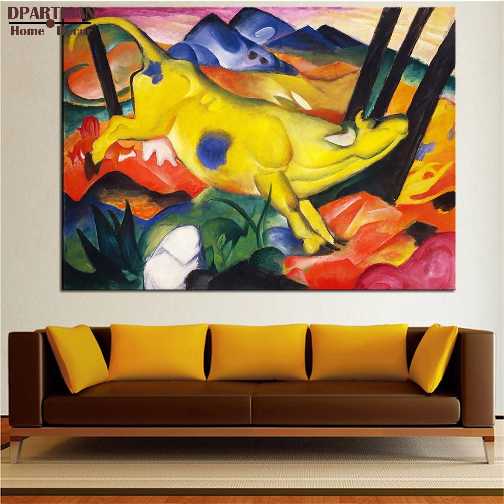DPARTISAN animals art Giclee poster By Impressionism Art print Wall ...