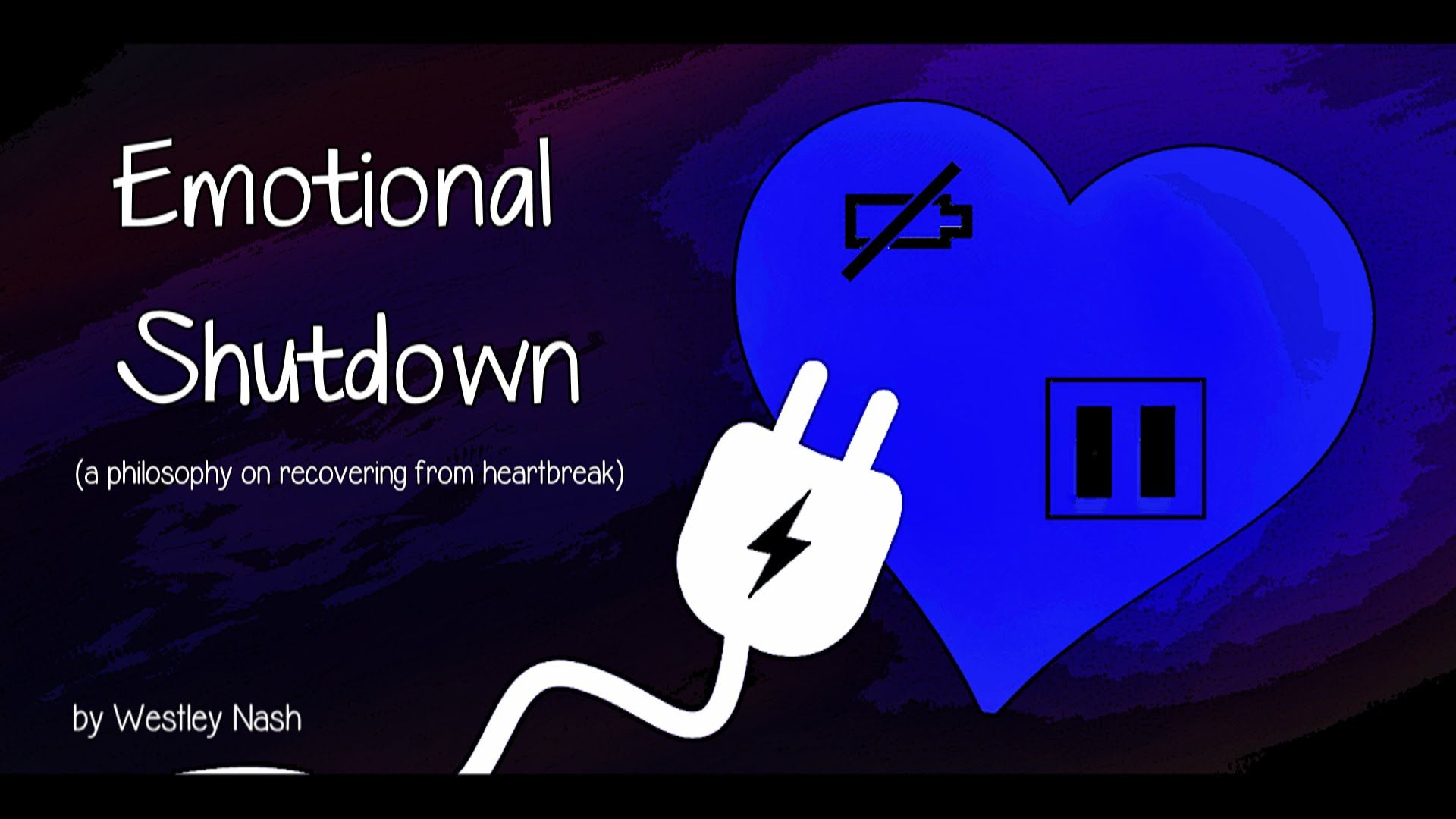 Emotional Shutdown (a spoken word about recovering from