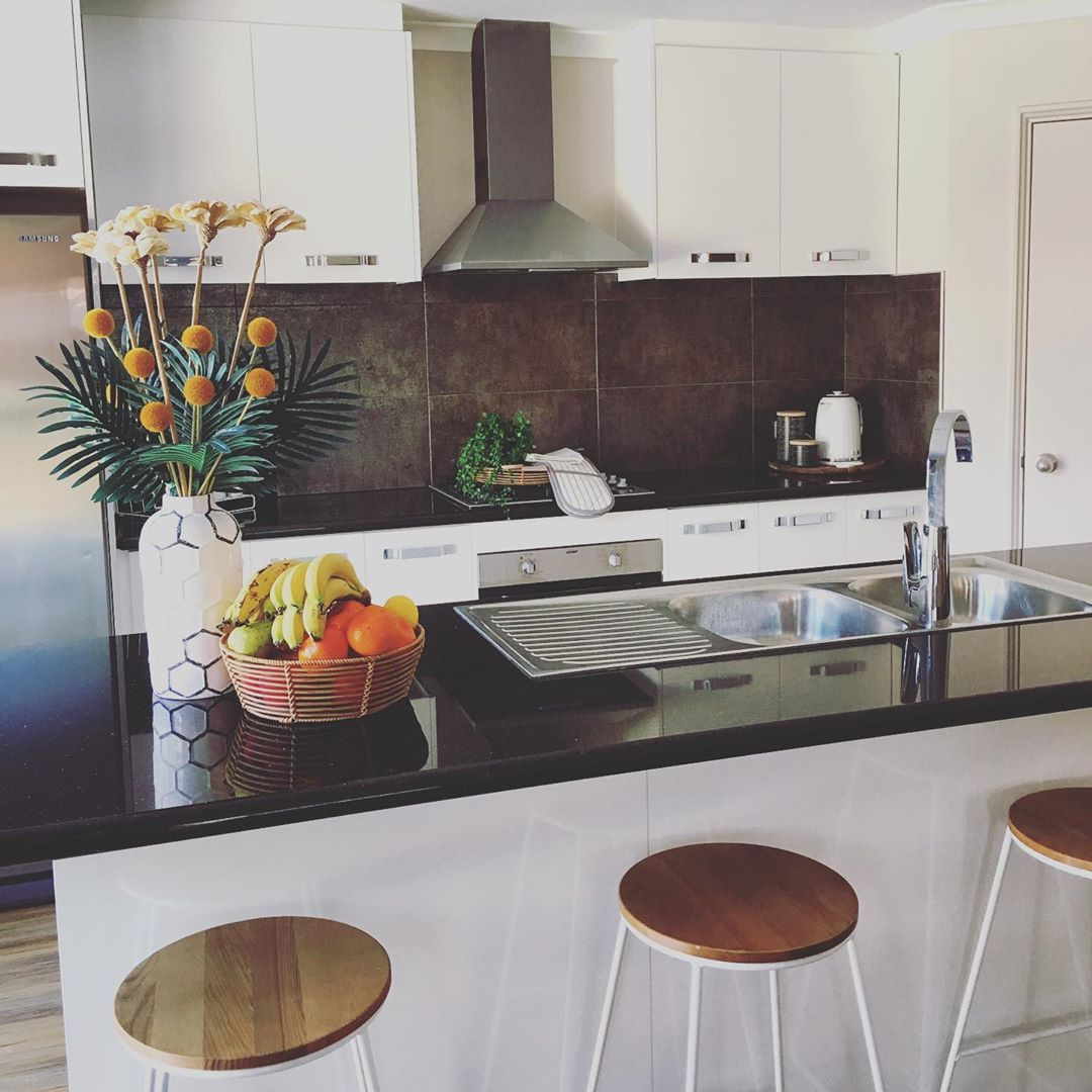 love those clean kitchen vibes it's always clean but not