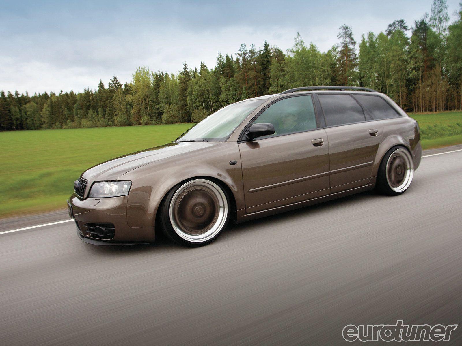 01 Audi A4 1 8t