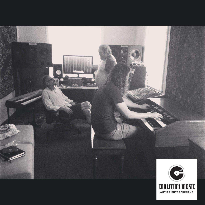 Studio time. Studio, Music, Fictional characters