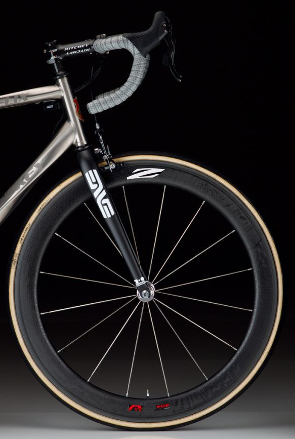 "tothedeardeparted: ""bikeplanet: ""Lynskey Road Bike: Titanium Helix ..."