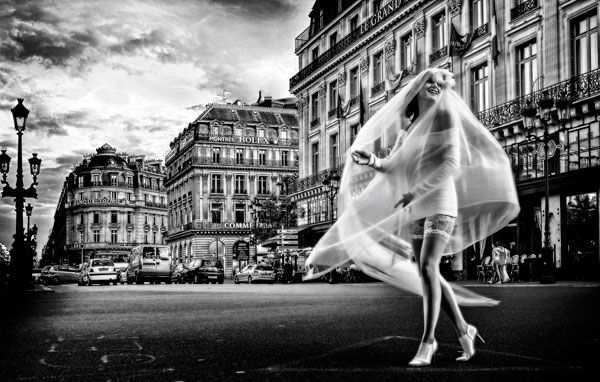 Signature Gallery Paris Wedding By Yervant Famous Photographers