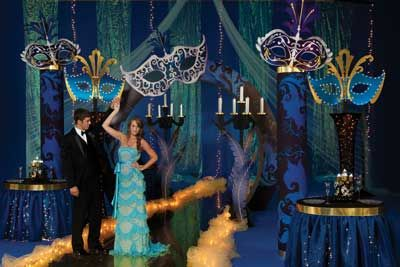 Masquerade Ball Prom Decorations Andersons_Mysterioso  Post Prom  Pinterest  Themed Parties