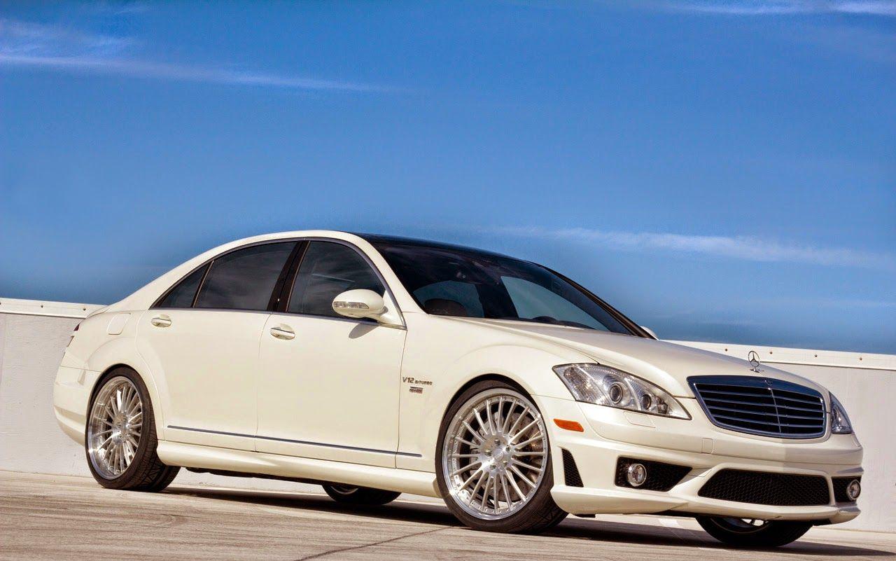 Mercedes benz w221 s65 amg by renntech