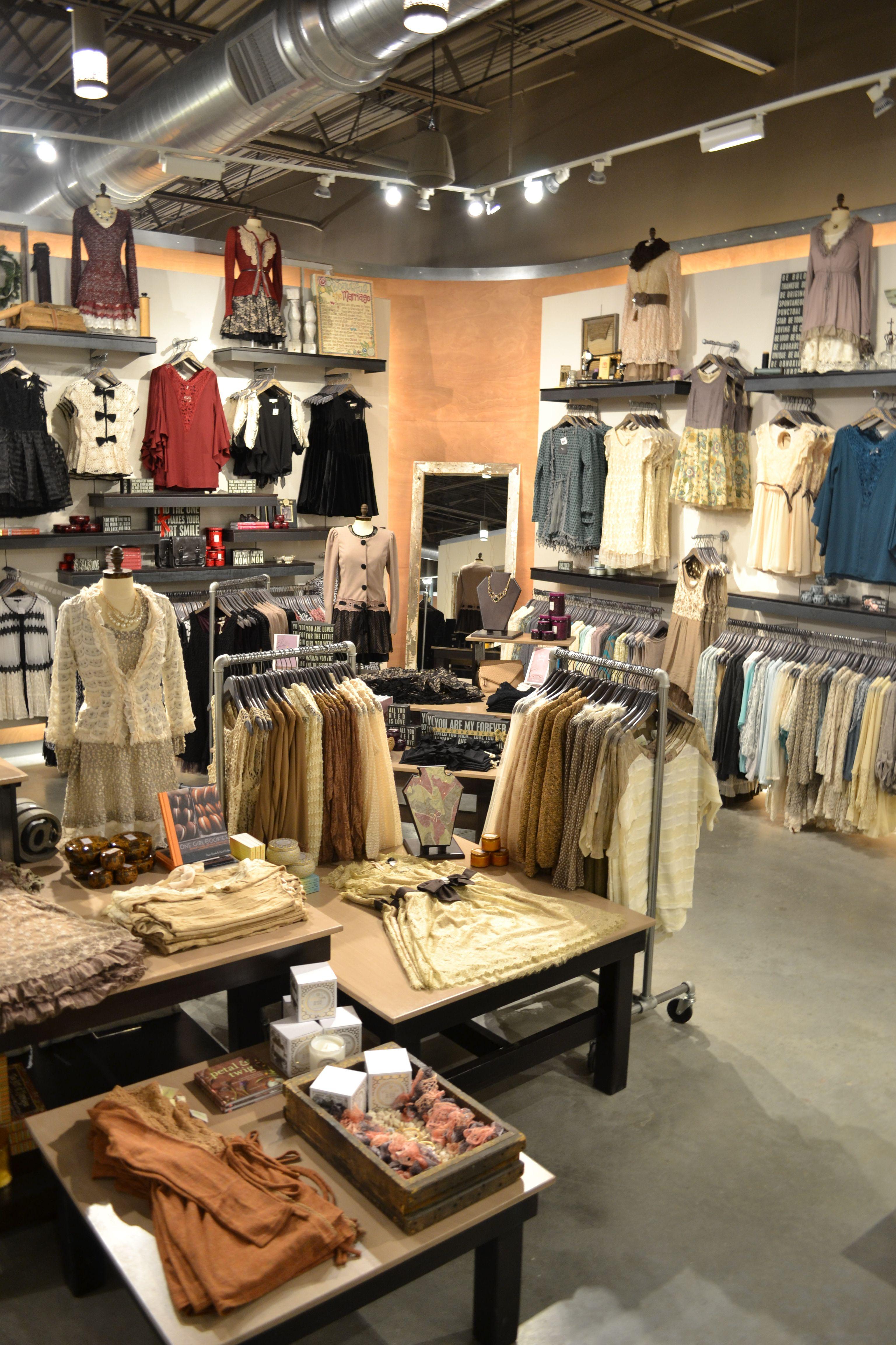 Clothing stores abingdon va