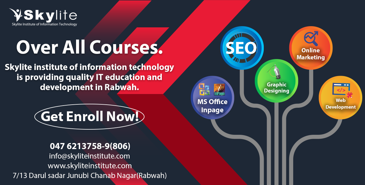Computer Courses Education And Development Seo Online Office Web