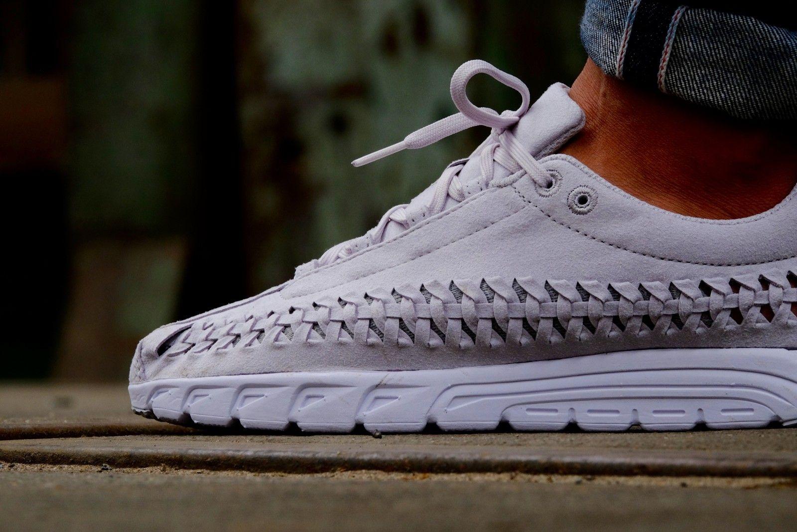 3a2c00ff143 Nike Mayfly Woven Neutral Grey  Grey-White - 833132-005