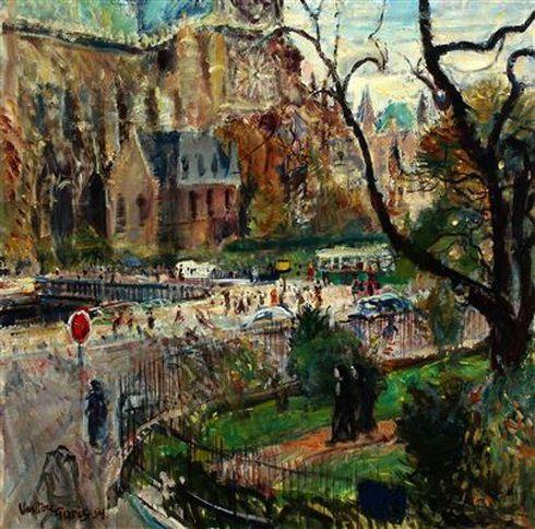 Mogens Vantore - Notre Dame