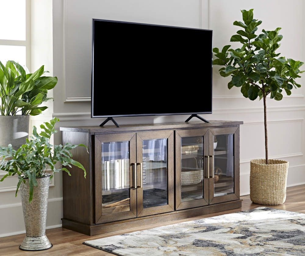Broyhill Wellsley Tv Console Table Big Lots In 2020 Tv Console Table Broyhill Tv Console Cabinet
