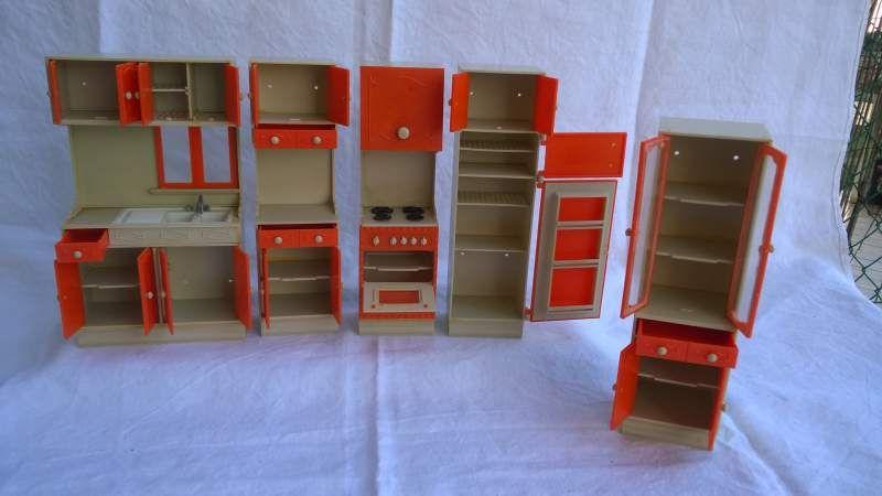 Mobili Anni 60 70 : Mobili cucina per bambole anni galletti galba
