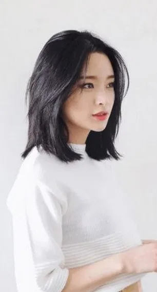 Best Haircut 2019 Asian Women 10 Ideas 1 In 2020 Asian Short Hair Cute Medium Length Hairstyles Asian Hair Medium Length