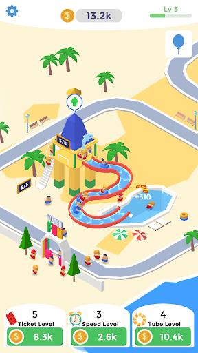 Idle Aqua Park v2.3.0 (Mod Apk) di 2020 (Dengan gambar