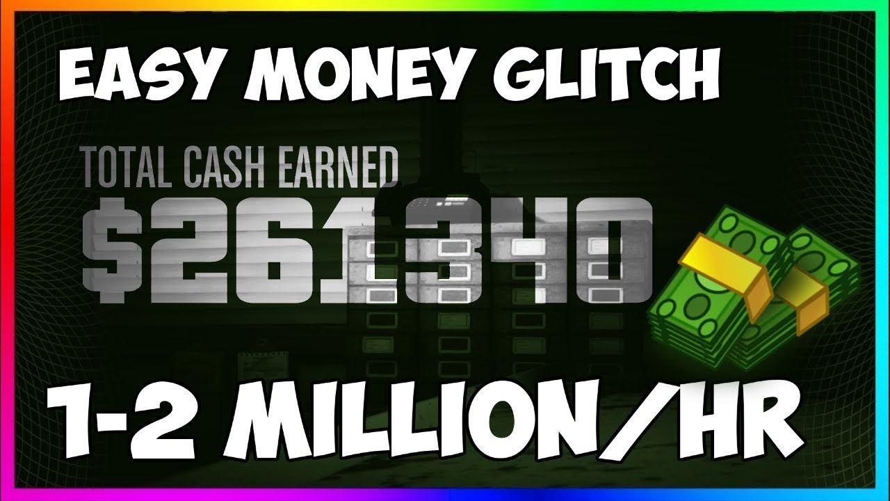 BEST EASY MONEY GLITCH IN GTA V ONLINE (1 42) BEST EASY