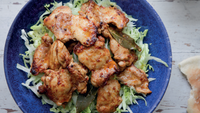 Fırında Pişmiş Tavuk Çevirme - yemek tarifi | 24Kitchen