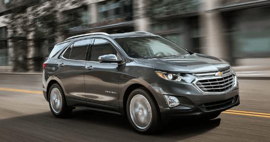 2019 Chevrolet Equinox Redesign
