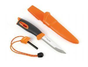 Light My Fire FireKnife - Mora Knife with a LMF Firesteel!!