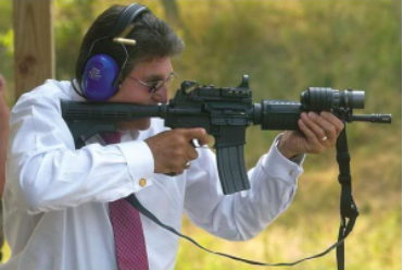 The scandalous government agency that targets conservatives is now training with AR-15s.  Republican Jeff Duncan said he made the discovery at a Maryland