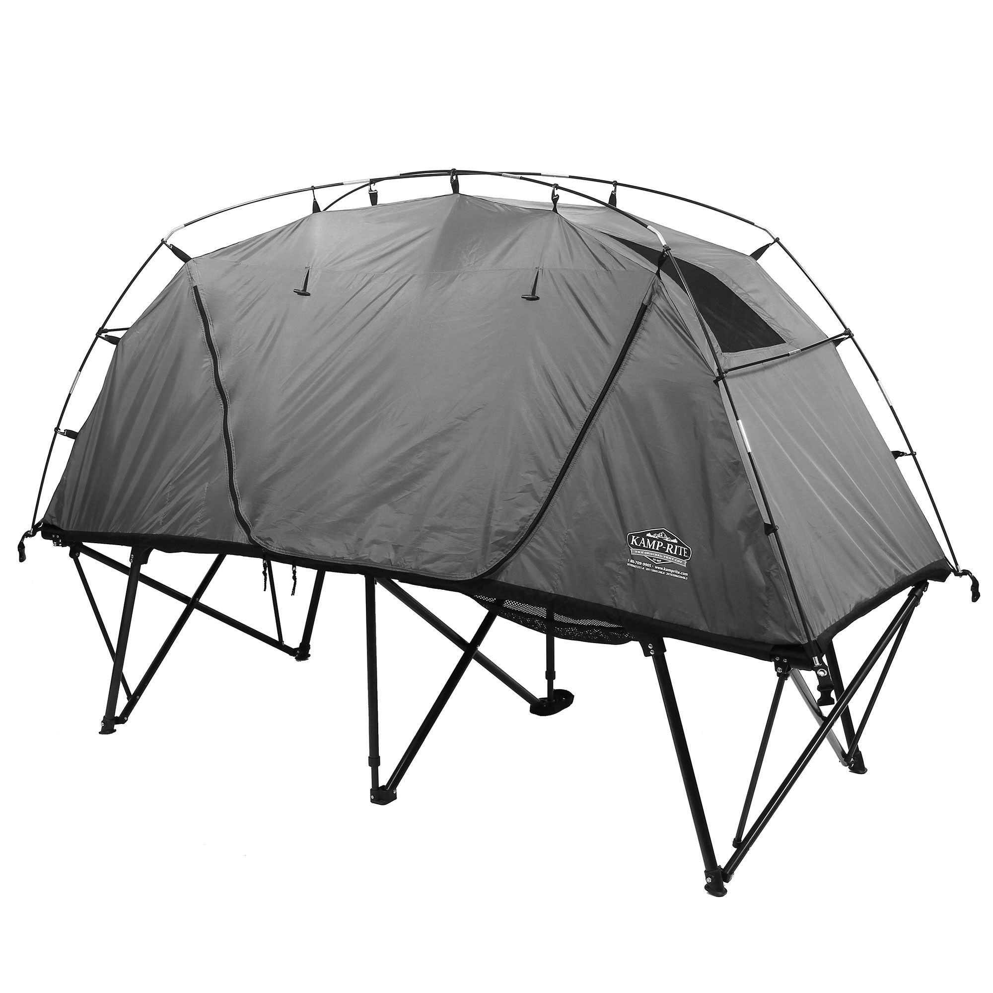 New Companion Pro Hiker 1 Person Tent Polyester Camping Canopy Campsite Hiking Sporting Goods