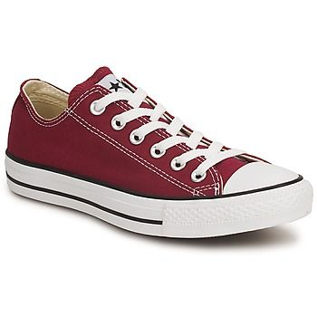 a8aafc791242 Baskets mode Converse CHUCK TAYLOR ALL STAR CORE OX Bordeaux 350x350