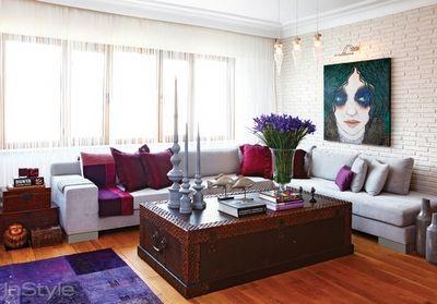 Ünlülerin ev dekorasyonları 2 :)