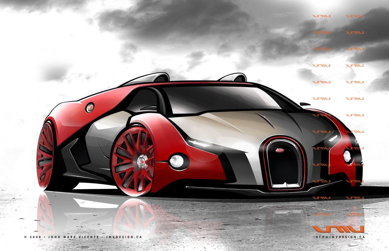 Bugatti Renaissance, el futuro de Bugatti | Bugatti | Pinterest ...