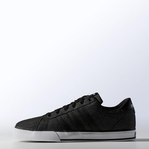 adidas - SE Daily Vulc Shoes, black denim