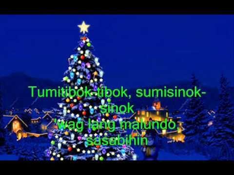 Kumukutikutitap By Joey Albert Lyrics In 2020 Christmas Songs Lyrics Merry Christmas Song Lyrics