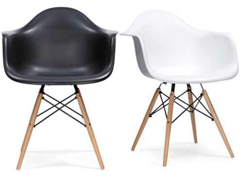Details About Eames Chair DSW DSR DAW DAR Rocking Armchair