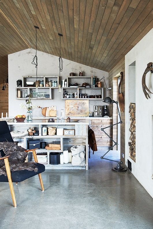 good reads the scandinavian home (sfgirlbybay) Interiors, Room