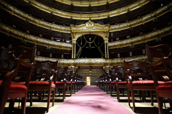 At Bolshoi, the Battle for Ballet Still Rages - The New York Times