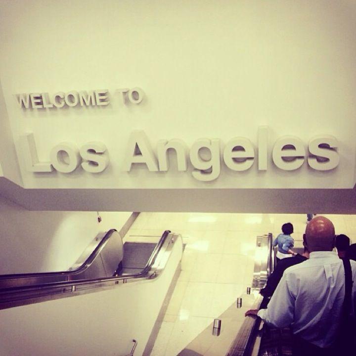 Los angeles international airport lax los angeles