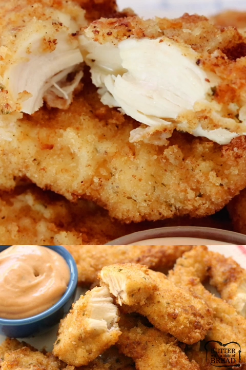 Best Chicken Tenders Recipe images