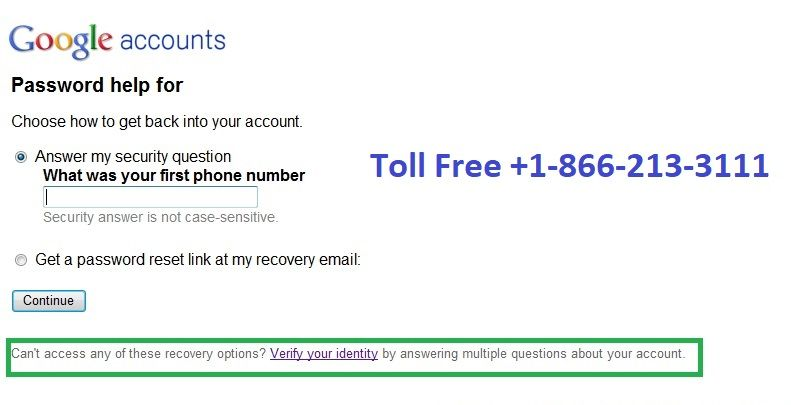 Google Account Recovery In 2020 Account Recovery Accounting