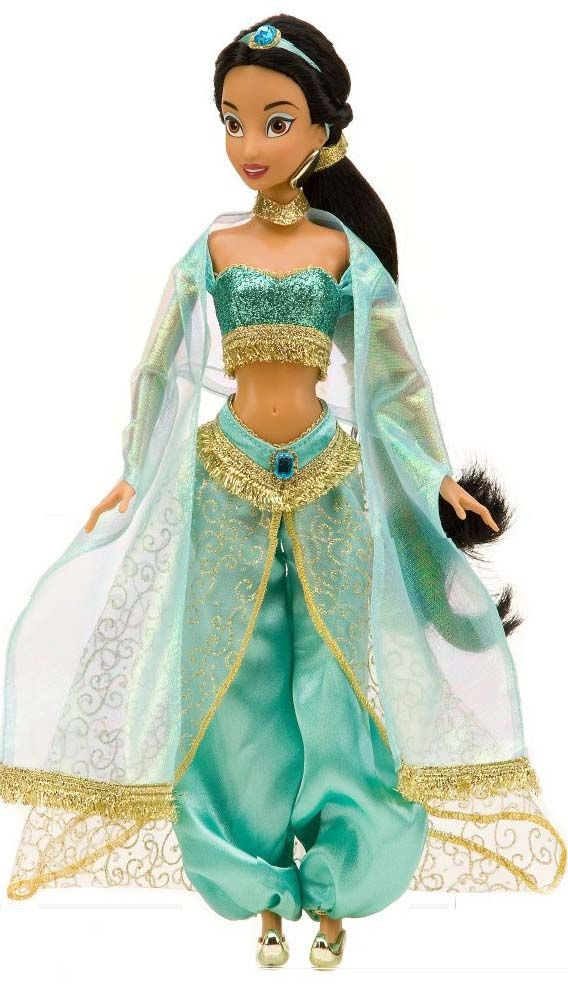 Princess Jasmine..of course I had this version