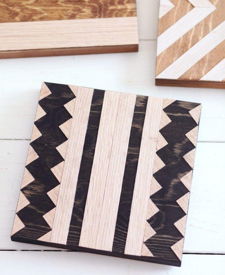 Wanddeko Aus Holz Selber Machen U2013 32 Kreative Inspirationen   Deavita
