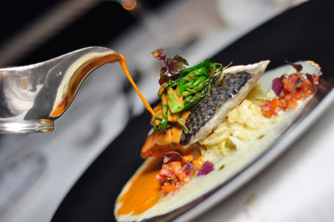 Catch Of The Day At The Tides Restaurant Barbados Fine Dining