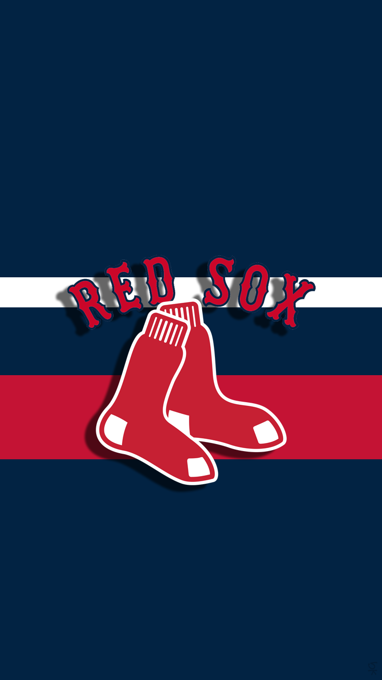 Pin by cheryl rogers on red sox boston red sox logo red - Red sox iphone background ...