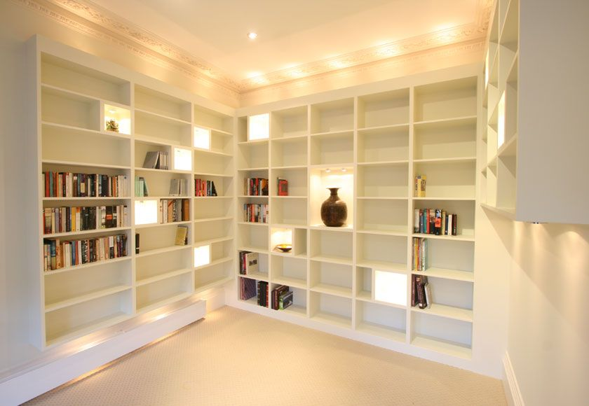 Dream Library | My Ideal Spot To Snuggle With A Book And Chill