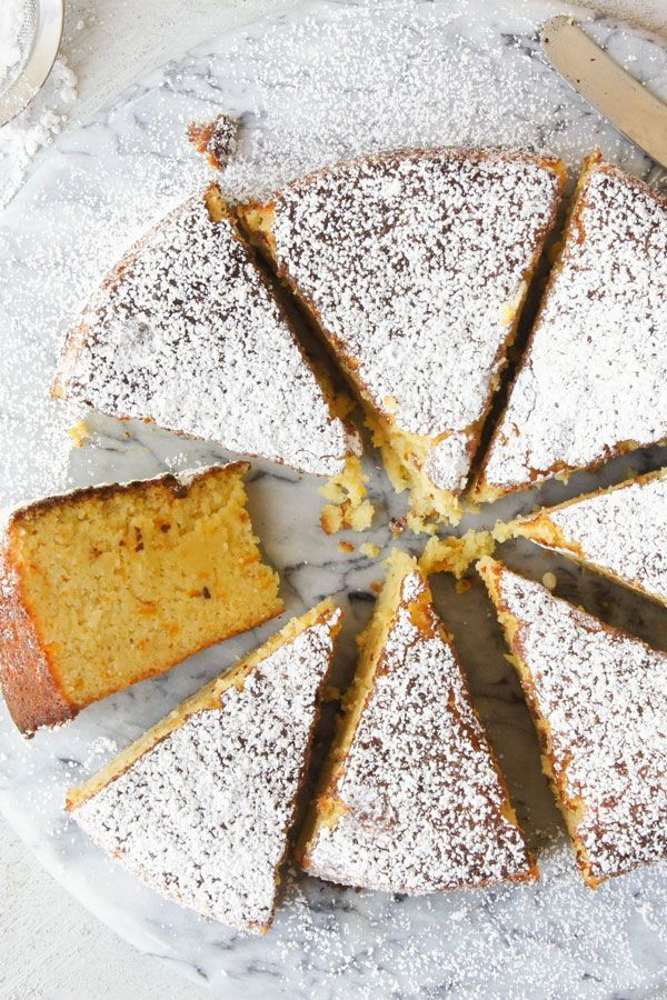 Photo of Flourless Orange Cake