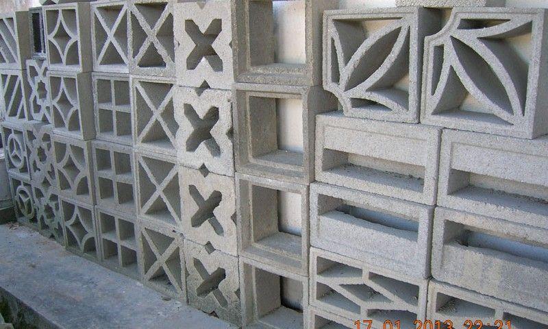 Ventilation Block Pcc Precast Concrete Concrete And