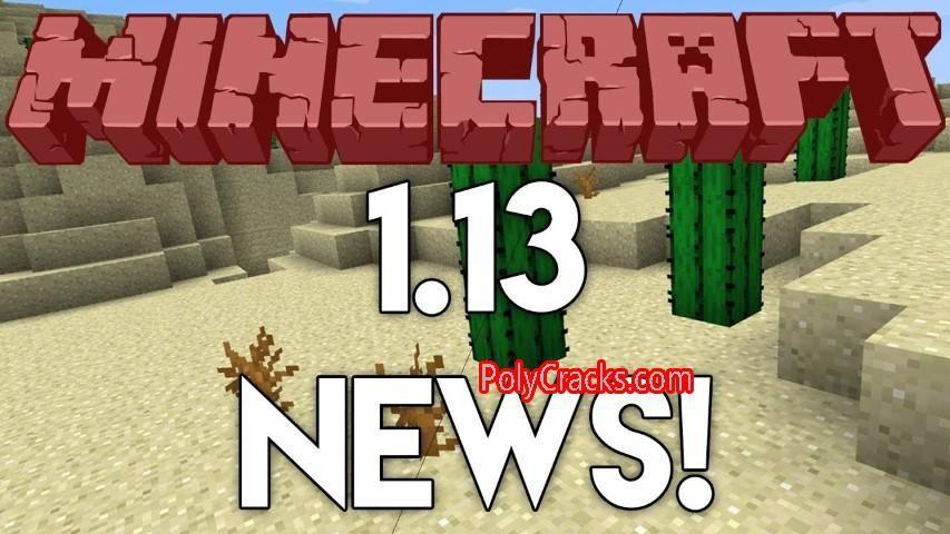 download cracked minecraft 1.13