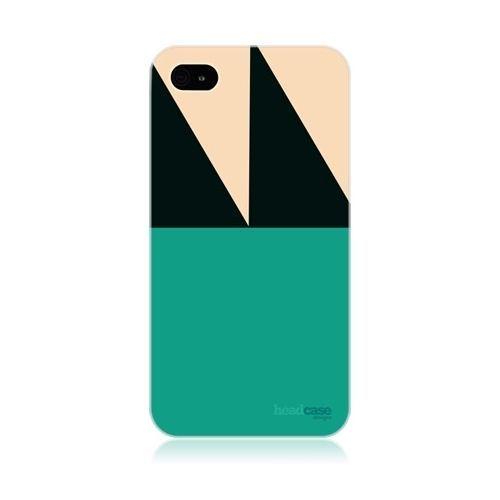 HEAD CASE SEA COLOUR BLOCKING DESIGN HARD BACK CASE COVER FOR APPLE iPHONE 4 4S | eBay