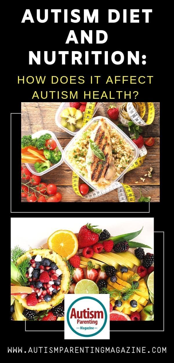 Autism Diet and Nutrition: How Does it Affect Autism Health?