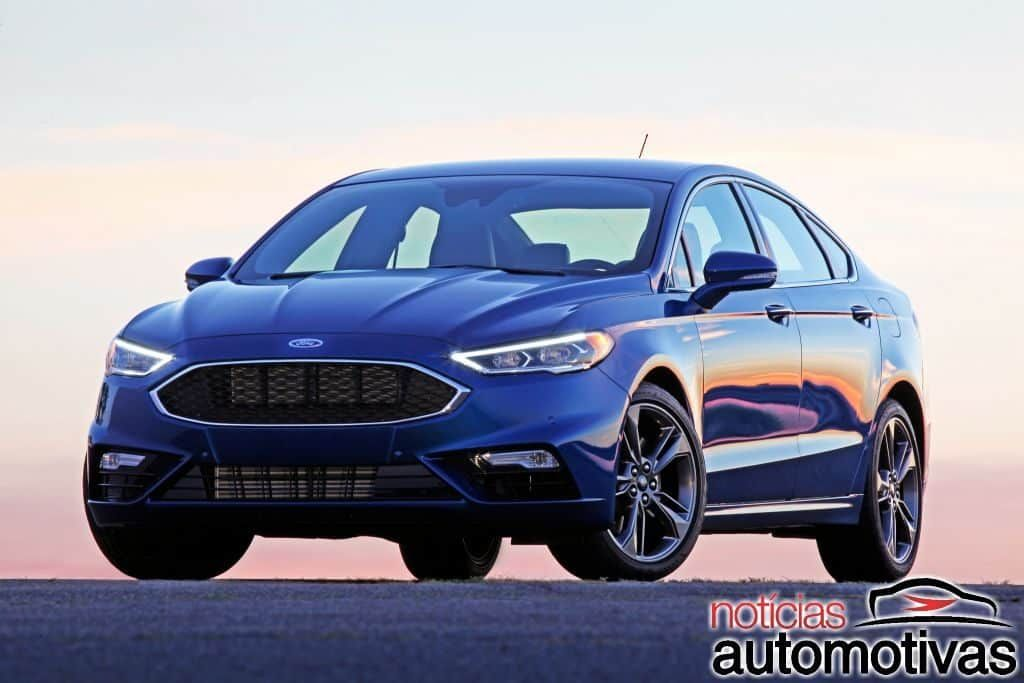 fordfusionsport2017 Ford fusion