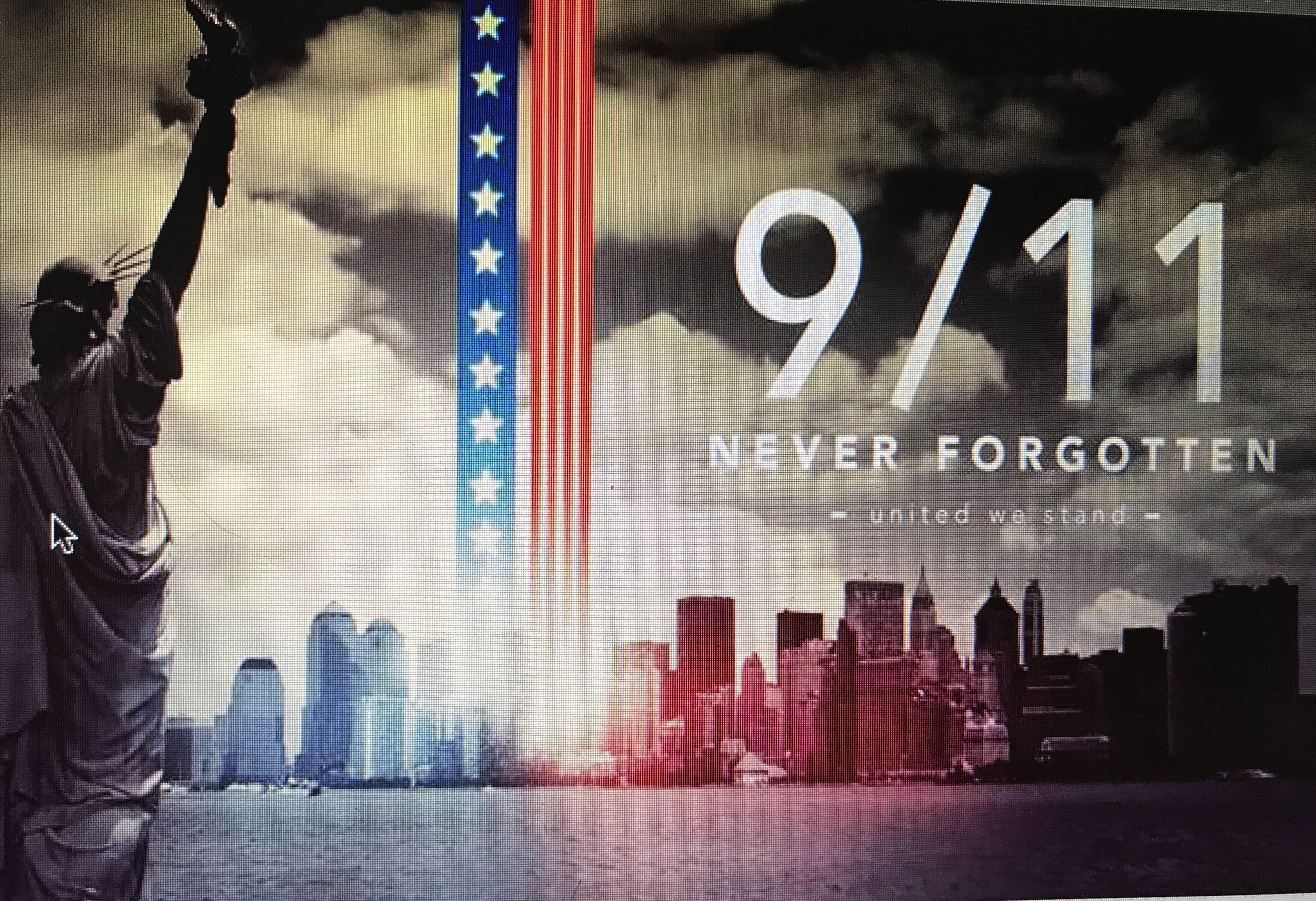 Never Forget 9 11 Pray Honor The Fallen Lost Loved Ones Victims He Will Heal The Broken H 911 Never Forget Remembering September 11th We Remember