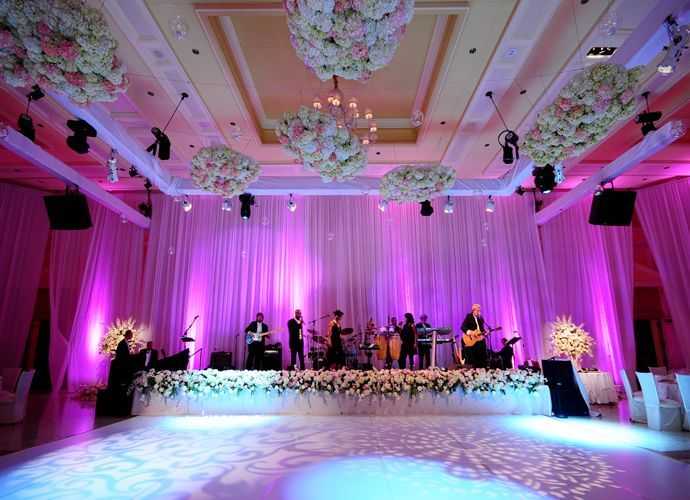 Great I Love Mood Lighting. Find This Pin And More On Wedding Band Stages ...