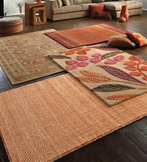 Ombre Orange Rug From The Next Uk Online